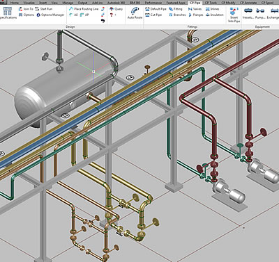 bibrain - student training for piping design course | sp3d ... piping layout job for fresher